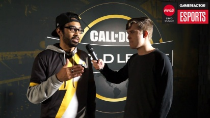 CWL Atlanta - Interview mit Goonjar