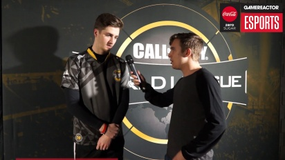 CWL Atlanta - Interview mit Bance