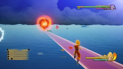 Dragon Ball Z: Kakarot - Fighting Enemies & Collecting Dragon Balls