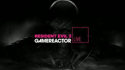 Resident Evil 3 - Livestream-Wiederholung (Launch)