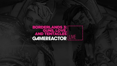 Borderlands 3 - Livestream-Wiederholung (Guns, Love and Tentacles)