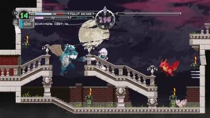 Touhou Luna Nights - Gameplay Trailer