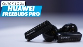 Huawei Freebuds Pro: Quick Look