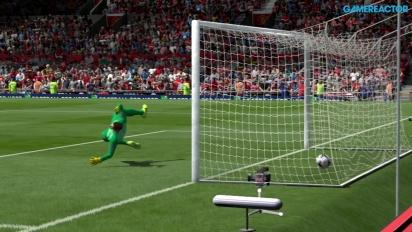 FIFA 14 - Champions League - Manchester United vs. Olympiakos Piräus