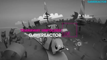 Tearaway Unfolded - Livestream-Wiederholung