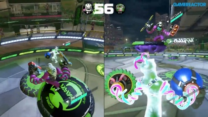ARMS - 1v1 Kampf-Gameplay mit neuen Charakteren
