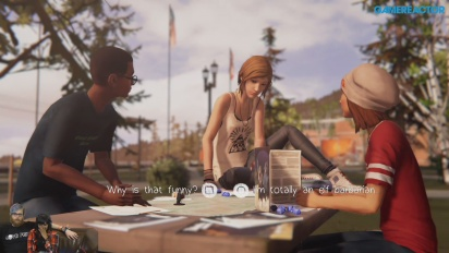 Life is Strange: Before the Storm - Livestream-Replay
