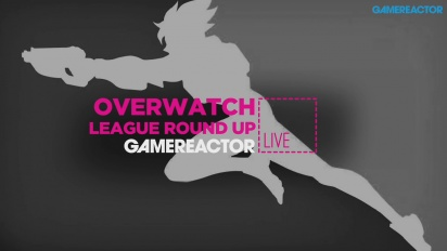 Overwatch (League Round-Up) - Livestream-Wiederholung