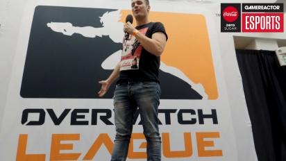 Overwatch League - Zusammenschnitt