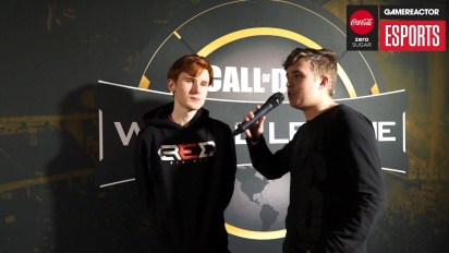 CWL Atlanta - Interview mit Joee