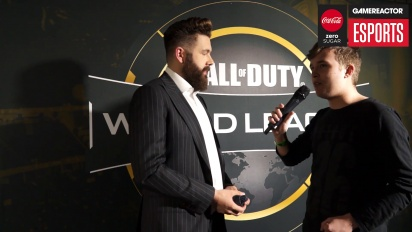 CWL Atlanta - Interview mit Miles Ross