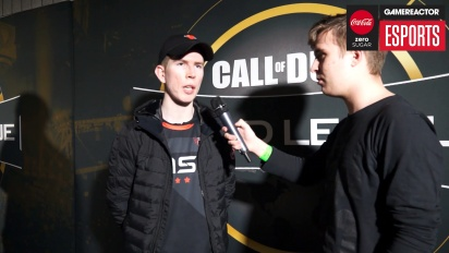 CWL Atlanta - Interview mit dem Gewinner Looney