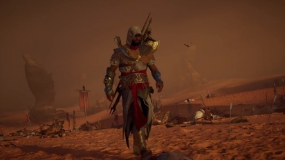 Assassin's Creed: Origins - The Curse of the Pharaohs Launch Trailer