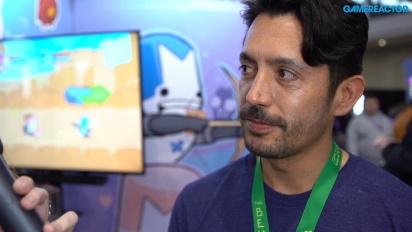 Castle Crashers Remastered - Interview mit Ian Moreno