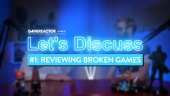 Let's Discuss - Kaputte Games (richtig) kritisieren und bewerten