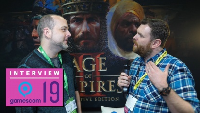 Age of Empires II: Definitive Edition - Interview mit Adam Isgreen