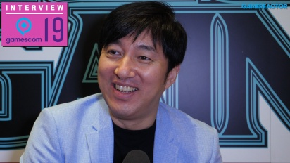 Travis Strikes Again: No More Heroes - Interview mit Suda51 (Gamescom 2019)