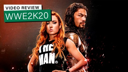 WWE 2K20 - Videokritik