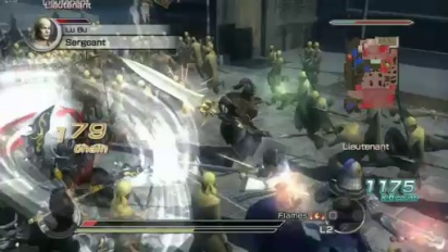 Dynasty Warriors 6: Empires - Edit Mode: Male Gameplay