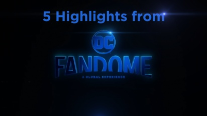 Fünf Highlights vom DC Fandome 2020