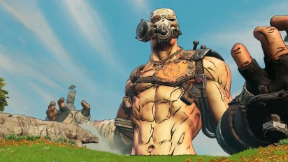 Borderlands 3: Psycho Krieg and the Fantastic Fustercluck - Reveal Trailer