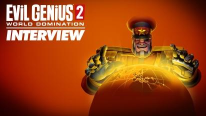 Evil Genius 2: World Domination - Interview mit Rich Edwards und Ash Tregay