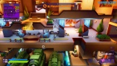 Worms Rumble - Pistols-at-Dawn-Modus - Gameplay