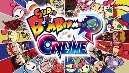 Super Bomberman R Online - Official Console Trailer