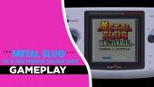 Metal Slug: 1st Mission - Frühe Spielszenen aus der Einführung (Gameplay)