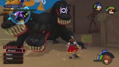 Kingdom Hearts HD 1.5 Remix - The Final Mix Trailer