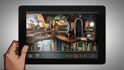 Deponia - iPad trailer