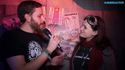 The Technomancer - Jehanne Rousseau Interview