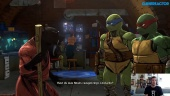 Teenage Mutant Ninja Turtles: Mutanten in Manhattan - Livestream-Wiederholung (deutschsprachig - Christian Gaca)