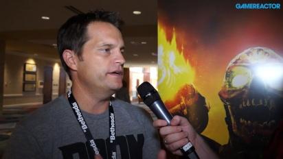 Doom - Marty Stratton Interview