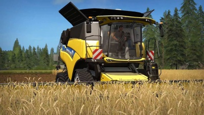 Landwirtschafts-Simulator 17 - Gamescom-Trailer