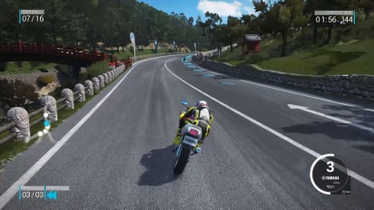 Ride 2 - Kanto Temples Circuit - Gameplay