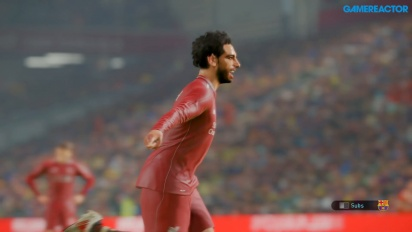 Pro Evolution Soccer 2019 - Gameplay - Komplettes Match - FC Barcelona vs Liverpool FC