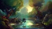 Hytale - Art Timelapse: Zone 1 Swamp