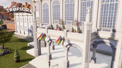 Tropico 6 -  Dev Diary: Leading a franchise to greatness