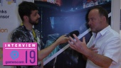 Beyond a Steel Sky - Interview mit Charles Cecil (Gamescom 2019)