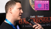 Faith + Honor: Barbarossa - Interview mit Sebastian Rahmel