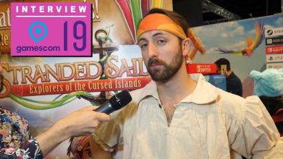 Stranded Sails: Explorers of the Cursed Islands - Interview mit Julian Schmidt