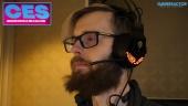 CES20 - Vorstellung des Mad-Catz-Headsets Freq 4
