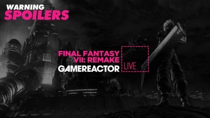 Final Fantasy VII: Remake - Livestream-Wiederholung (enthält Spoiler)