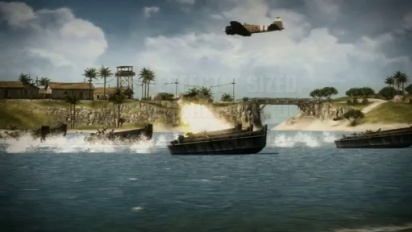 Battlefield 1943 - Launch Trailer
