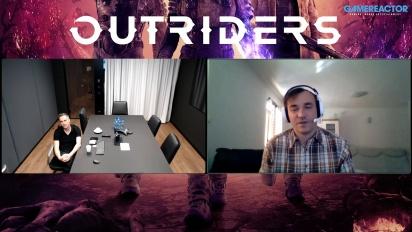 Outriders - Interview mit Bartek Kmita & Piotr Nowakowski