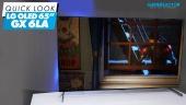 LG OLED GX 6LA: Quick Look