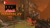 Doom Eternal - Nintendo-Switch-Gameplay