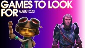 Games To Look For: August 2021
