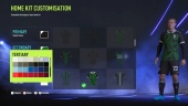 FIFA 22 - Wir erstellen unseren eigenen Club: Gamereactor FC (Gameplay)